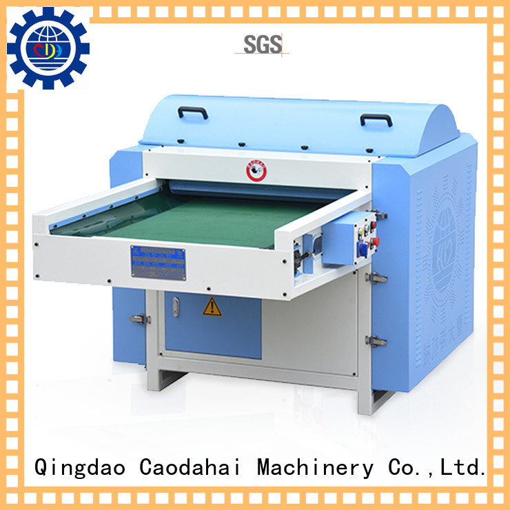 approved cotton opening machine factory for industrial