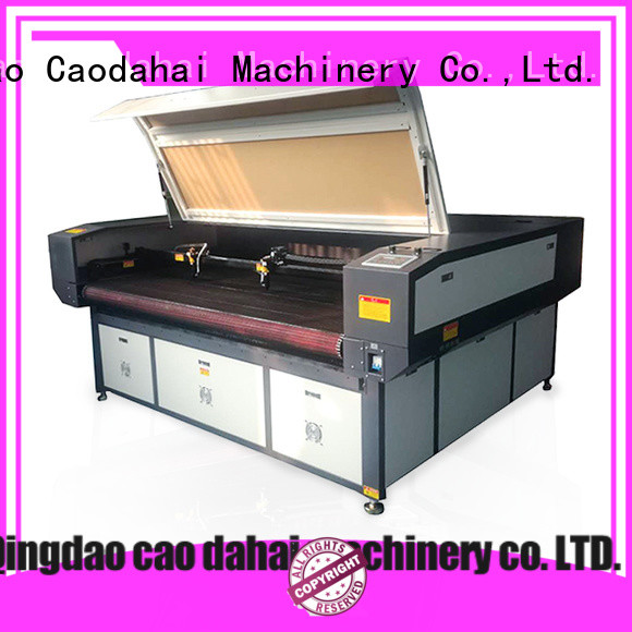 Caodahai practical co2 laser cutting machine manufacturer for business
