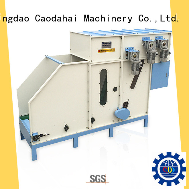 Caodahai bale opener customized for commercial