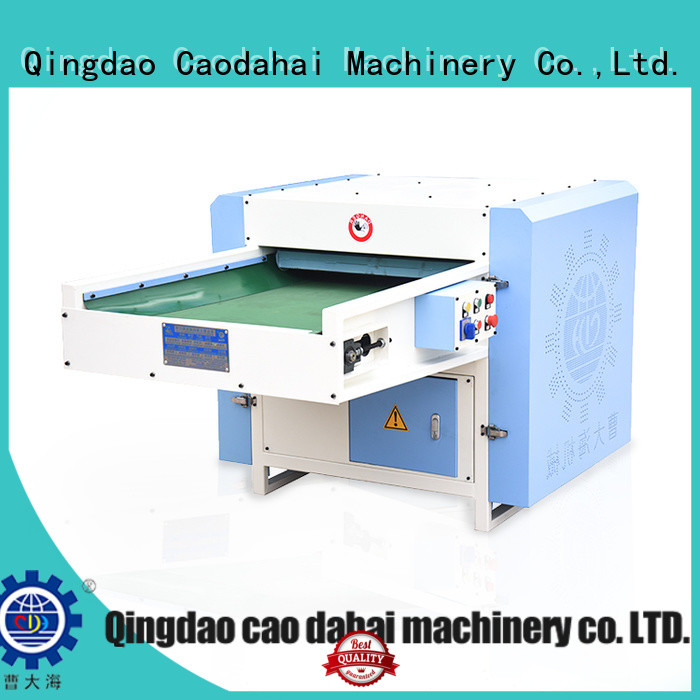 Caodahai efficient polyester opening machine with good price for industrial