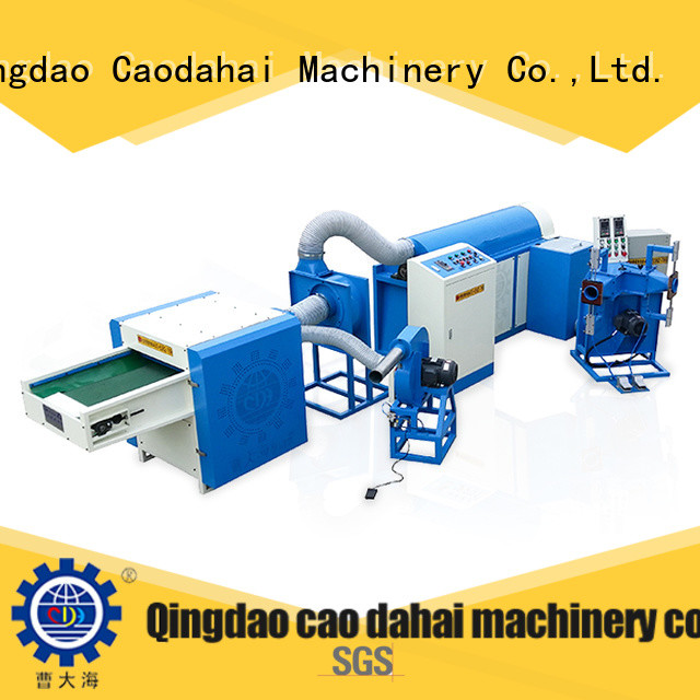 pearl ball pillow filling machine with good price for plant Caodahai