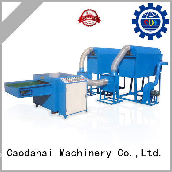 ball fiber machine design for production line Caodahai