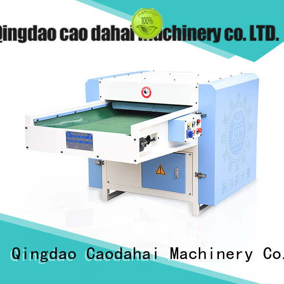 efficient polyester opening machine design for manufacturing
