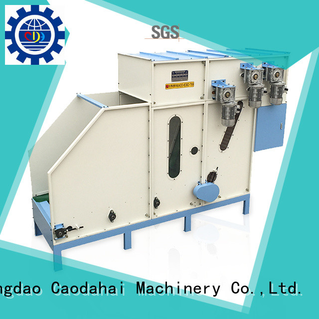 Caodahai practical bale opener machine manufacturers from China for commercial