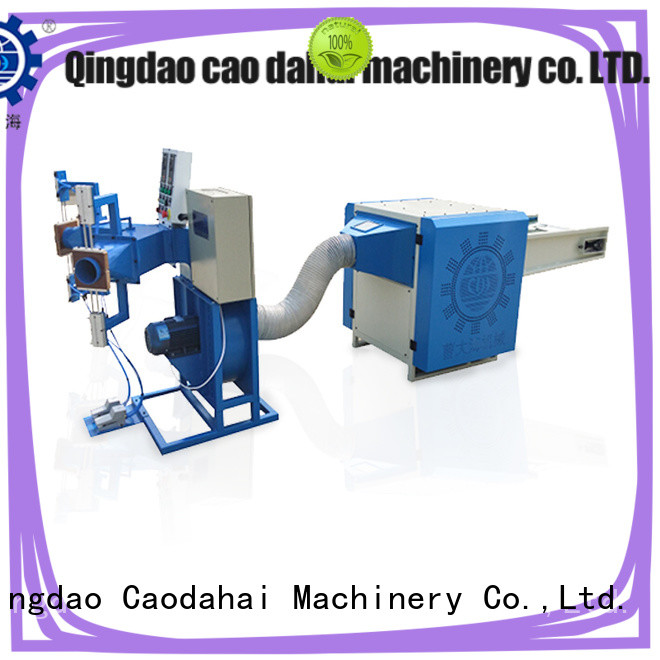 Caodahai quality pillow stuffing machine factory price for plant