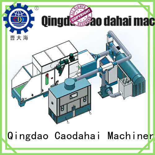 Automatic ball fiber produciton line case