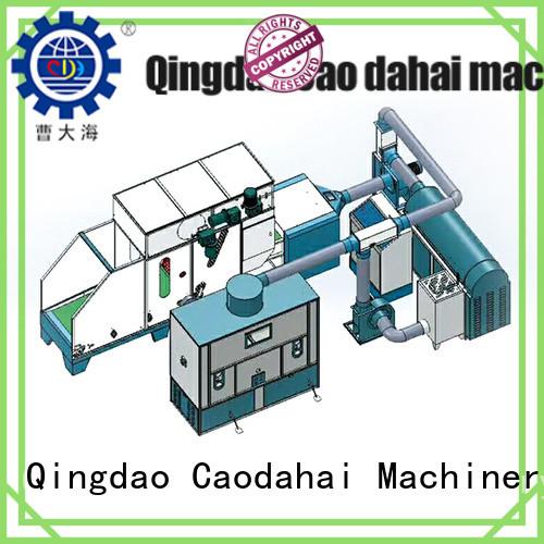 Automatic ball fiber produciton line case
