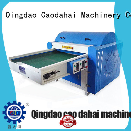 Caodahai efficient polyester fiber opening machine factory for industrial