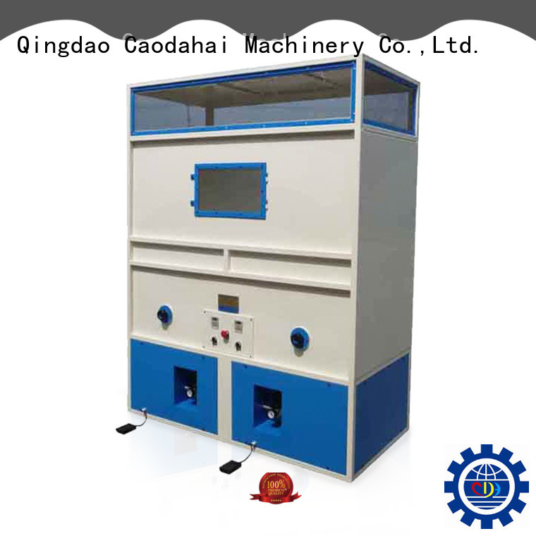 Caodahai professional stuffing machine for sale wholesale for manufacturing