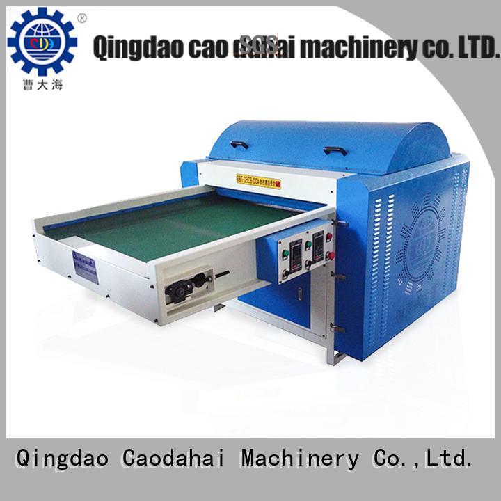 Fiber opening machine cotton waste recycling carding machine 1040