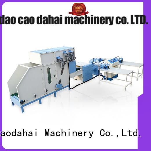 Caodahai pillow filling machine wholesale for work shop