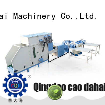 professional automatic pillow machine factory price for plant Caodahai