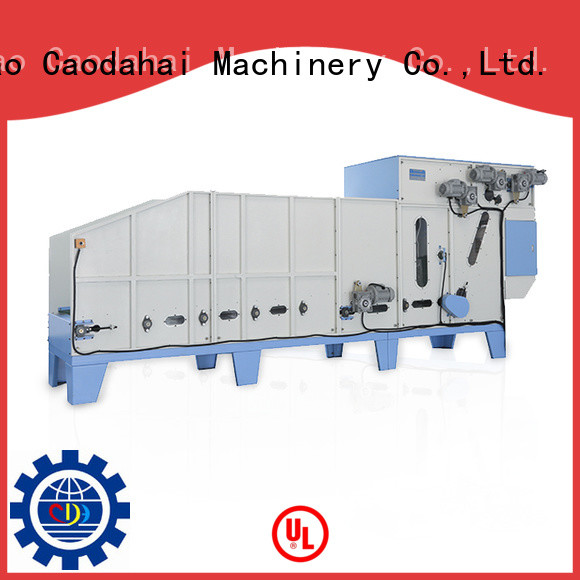 Caodahai hot selling automatic bale opener manufacturer for industrial