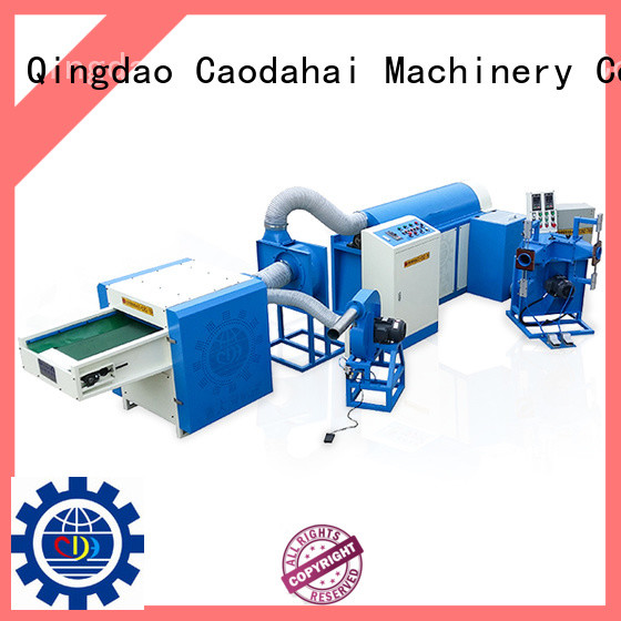 Caodahai pearl ball pillow filling machine inquire now for plant