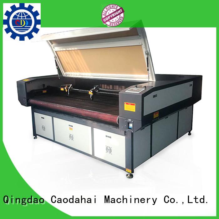Caodahai cnc laser cutting machine manufacturer for production line
