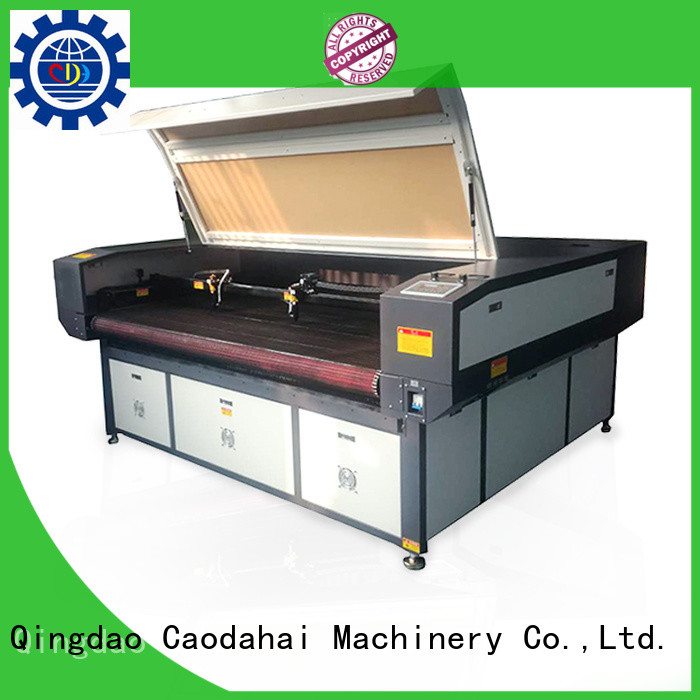 Caodahai cnc laser cutting machine manufacturer for production line