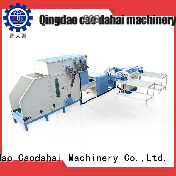Caodahai professional pillow making machine supplier for work shop