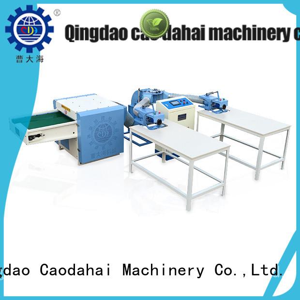 Caodahai sturdy automatic pillow filling machine wholesale for work shop