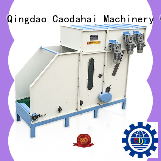 Caodahai durable bale opening and feeding machine customized for industrial