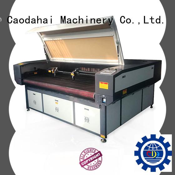 Caodahai practical cnc laser cutting machine directly sale for work shop