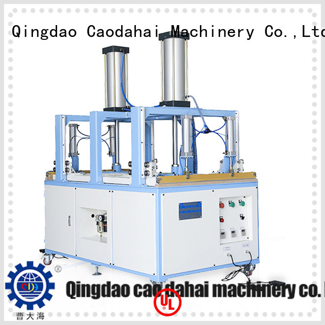 sturdy foam crushing machine personalized for production line