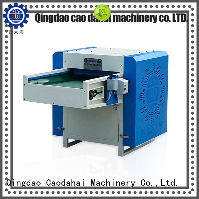 approved fiber opening machine manufacturers with good price for manufacturing